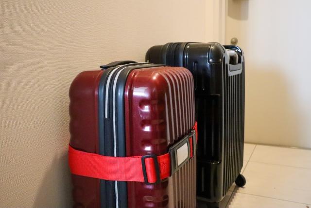 機内に持ち込めるスーツケースのサイズ