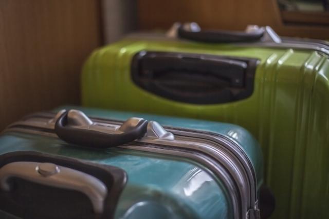 国内用スーツケースを選ぶ基準
