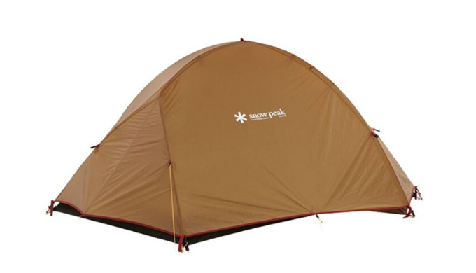 スノーピーク(snow peak) LANDBREEZE DUO TENT