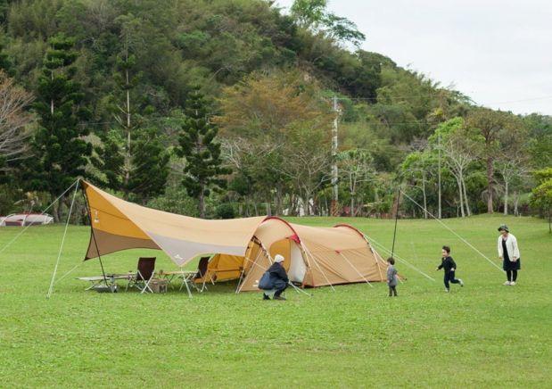 4人用テントならスノーピーク テント エントリーパックTTがおすすめ