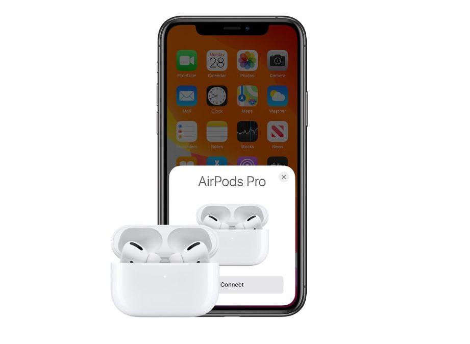 AirPods Proは機能性が高い
