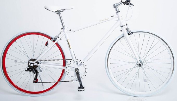 クロスバイク CL266
