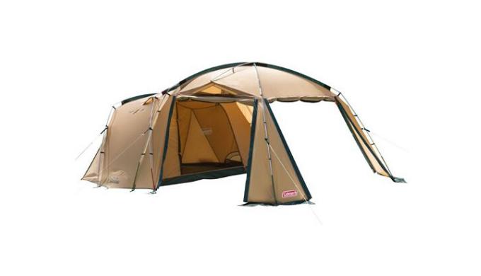 キャンプ用テントランキング7位 コールマン タフスクリーン2ルームハウス