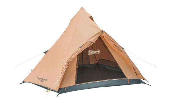 キャンプ用テントランキング10位 Colemanエクスカーションティピー