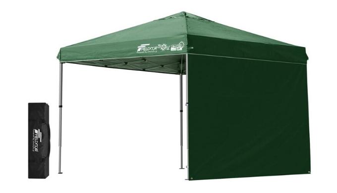 キャンプ用テントランキング3位 FIELDOOR タープテント