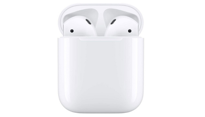 アップル(Apple) AirPods MV7N2J/A