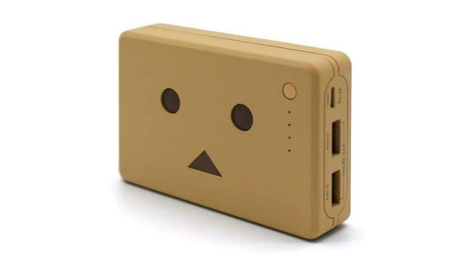 チーロ(cheero) Power Plus Danboard 10050mAh