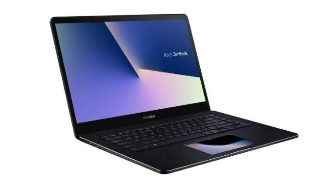 エイスース(ASUS) ZenBook Pro 15 UX580GE