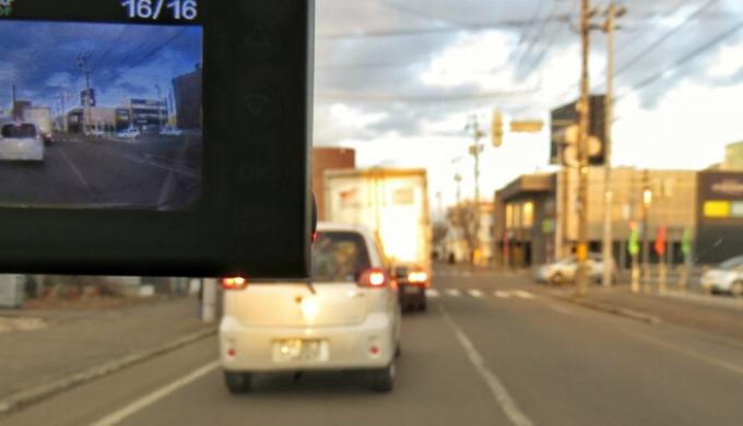 ドライブレコーダーで360度撮影するメリット