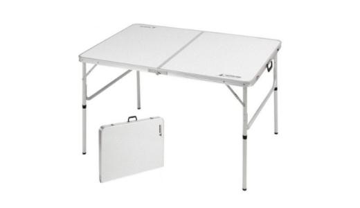 折りたたみテーブルのおすすめ15選!おしゃれ&軽量でアウトドアに最適
