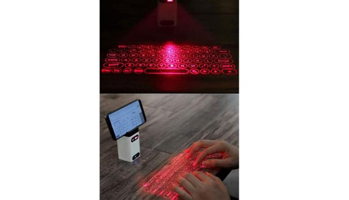レーザーキーボードとは