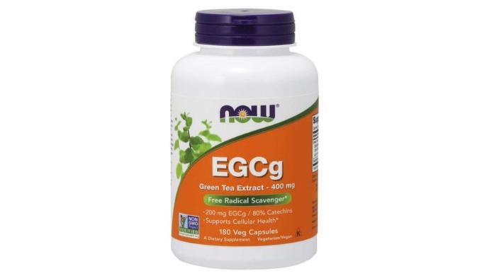 ナウフーズ  EGCg Green Tea Extract