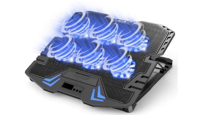 Tuayoo ノートパソコン冷却パッド 冷却台