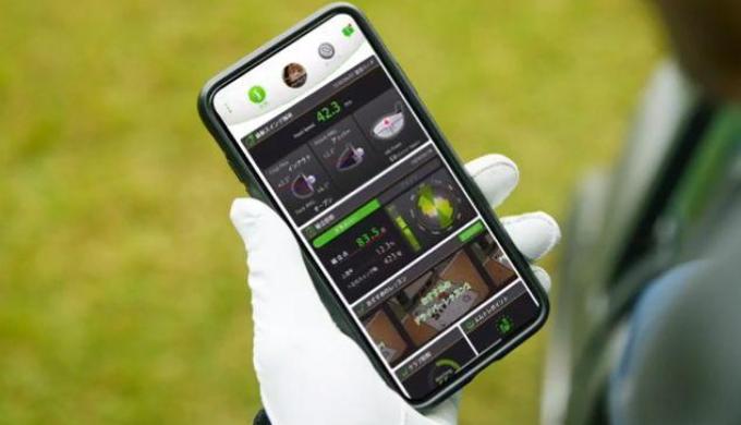 ゴルフの打ち方を徹底サポート!データで上達する「M-Tracer」