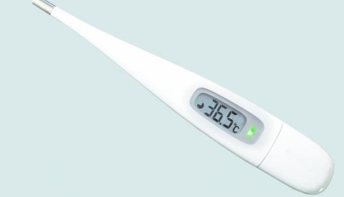 予測式の体温計