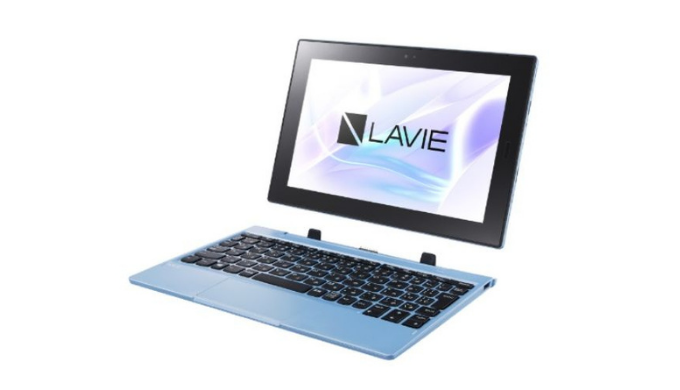 NEC(エヌイーシー) LAVIE First Mobile FM150/PAL