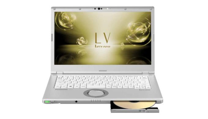 Panasonic(パナソニック) CF-LV72DSVS Let's note LV7