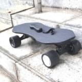 リモコンで操作できる電動スケートボード「H2J」 軽量で持ち運びにも最適