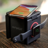 Appleユーザー必見!3台同時充電可能な充電機「UNRAVEL」がおすすめ