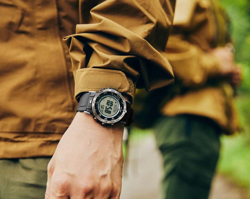 機能性の高い時計