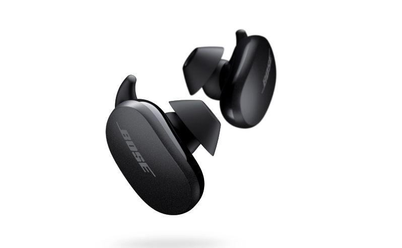 BOSEのおすすめイヤホン:BOSE QuietComfort Earbuds