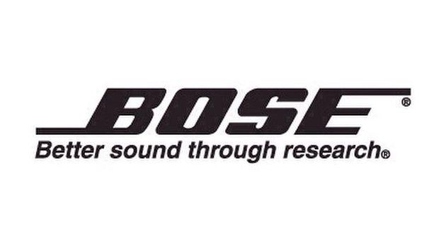 イヤホンのおすすめメーカー4位:BOSE(ボーズ)