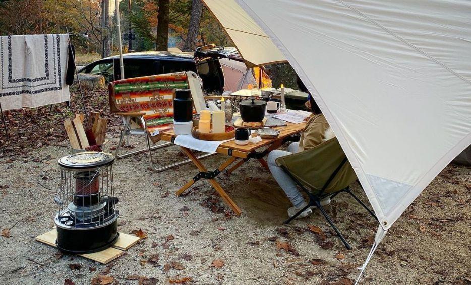 冬キャンプにおすすめの石油ストーブの選び方