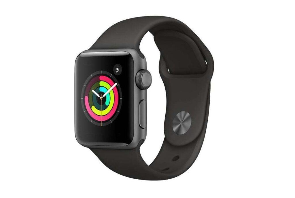 スマートウォッチのおすすめ1位:Apple Watch Series3