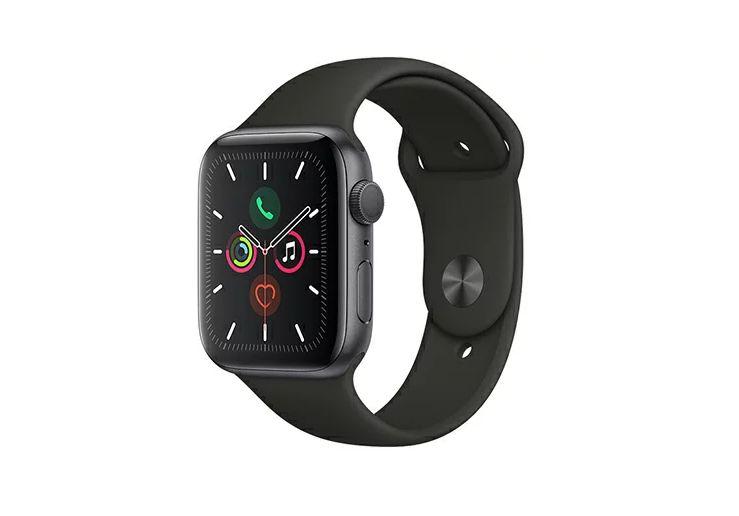 スマートウォッチのおすすめ6位:Apple Watch Series5