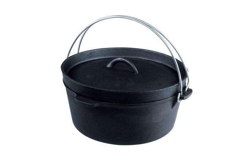 バンドック(BUNDOK) ダッチオーブン
