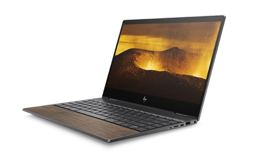HP ENVY x360 13 Wood Edition